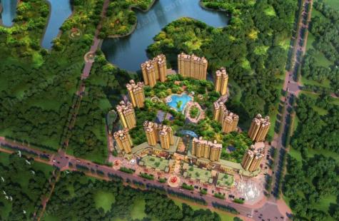 辉达·湖景新城